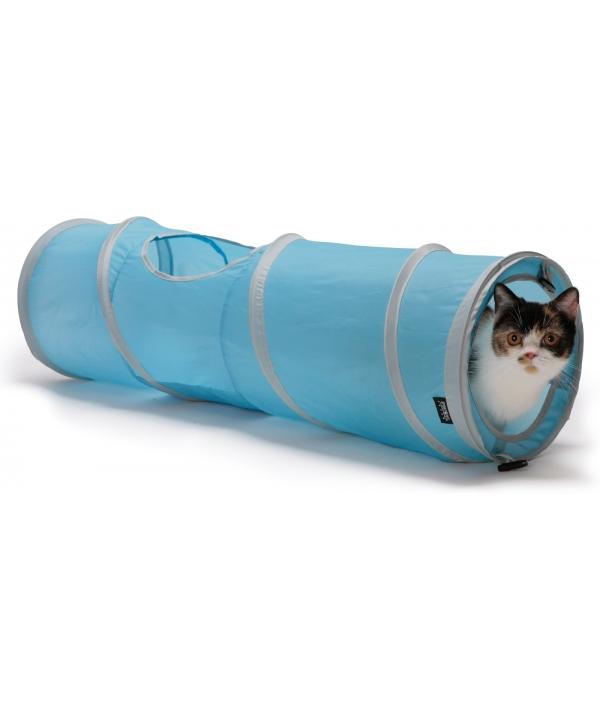 "Туннель – Шуршалка для кошек: Космос. ""Kitty Tunnel"": 28*28*91см (sp0326)"