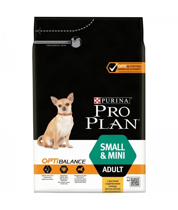 Для взрослых собак малых и карликовых пород с курицей (Small&Mini Adult Chkn) 12272468