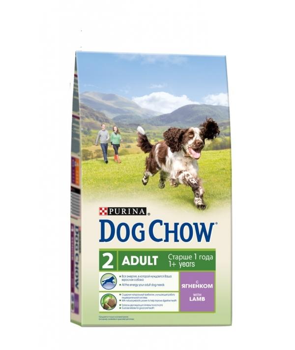 Для взрослых собак с ягненком (Adult) 12308572