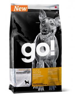 Беззерновой для щенков и собак со свежей уткой для чувст. пищеварения (Sensitivity + Shine LID Duck Dog Recipe, Grain Free, Potato Free)24 – 12