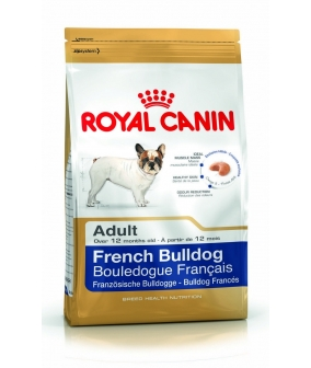 Для взрослого Французского Бульдога: с 12 мес. (French Bulldog 26) 182030/ 182130