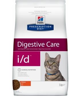 i/D (Ай – Ди) для Кошек – Лечение ЖКТ (Intestinal) 5483W