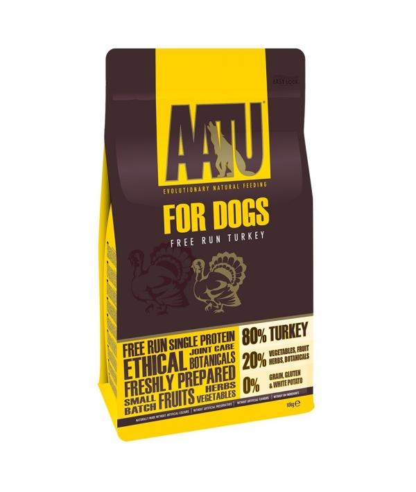 Корм для собак Индейка 80/20 (AATU 80/20 TURKEY) AT1