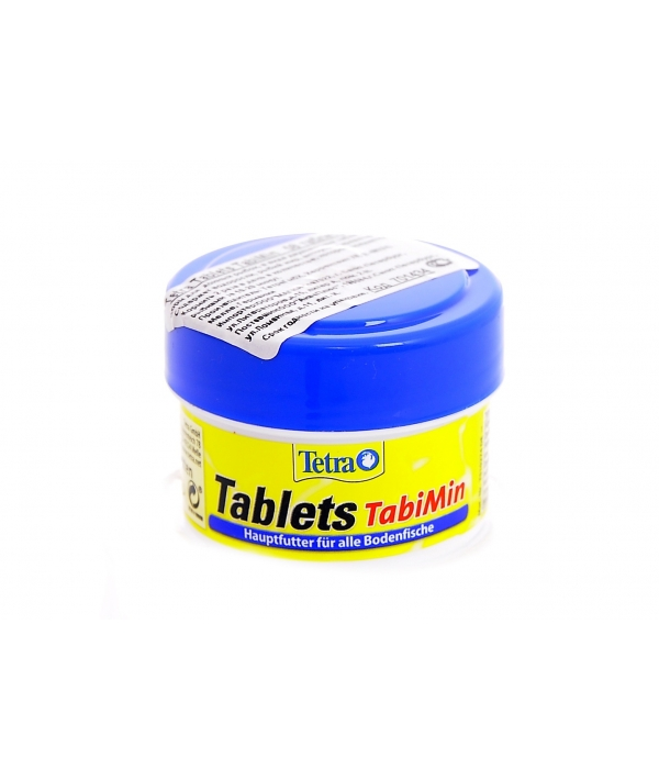 Корм в таблетках для донных рыб Tetra TabiMin Tablets Futtertable 30ml 701434