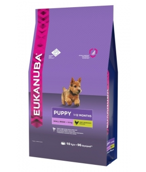 Для щенков малых пород с курицей (Puppy & Junior Small breed) 10137692