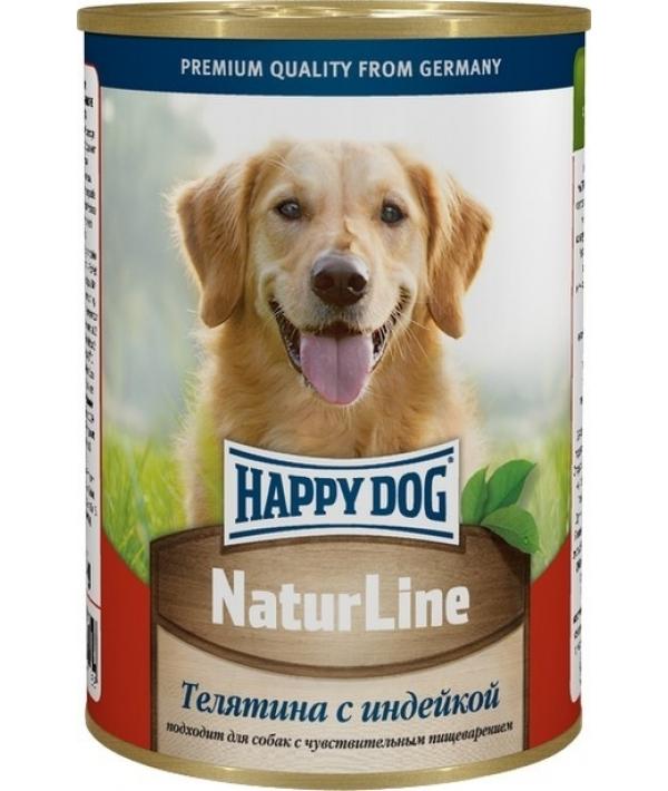Кусочки в фарше для собак – телятина с индейкой