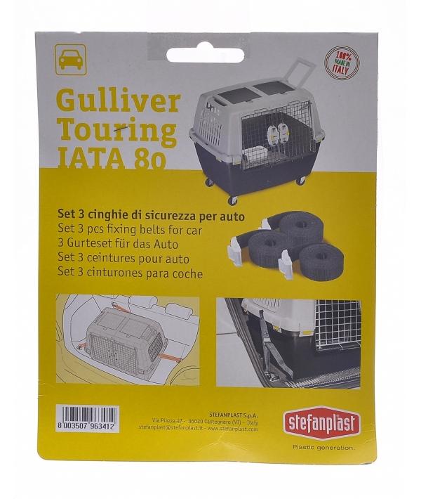Автомобильные ремни безопасности для переноски Gulliver Touring (3шт) ..