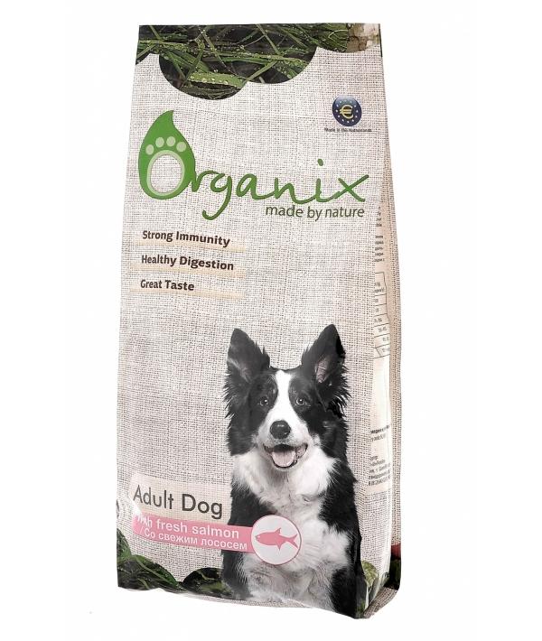 Для собак со свежим лососем и рисом (Adult Dog Salmon)