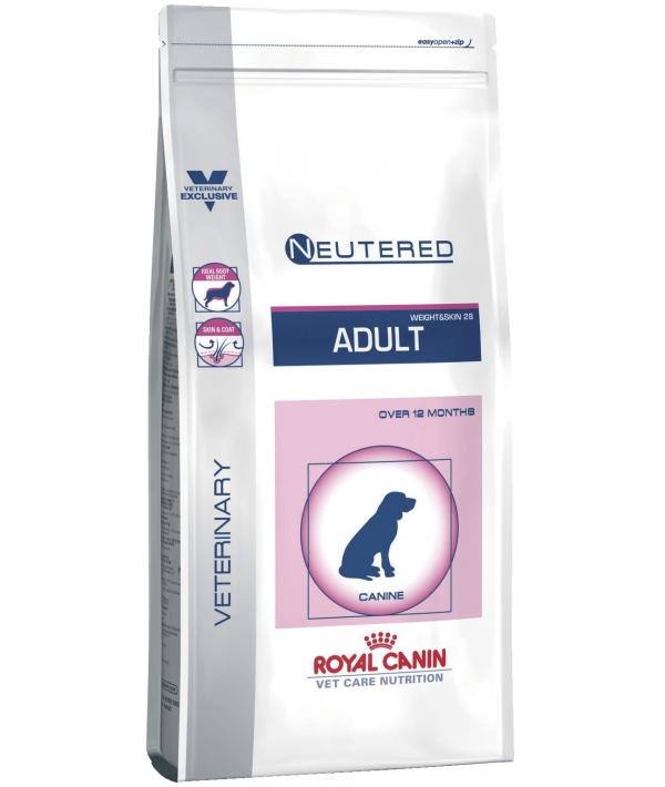 Для кастрированных собак всех пород (Neutered Adult Dog) 555100