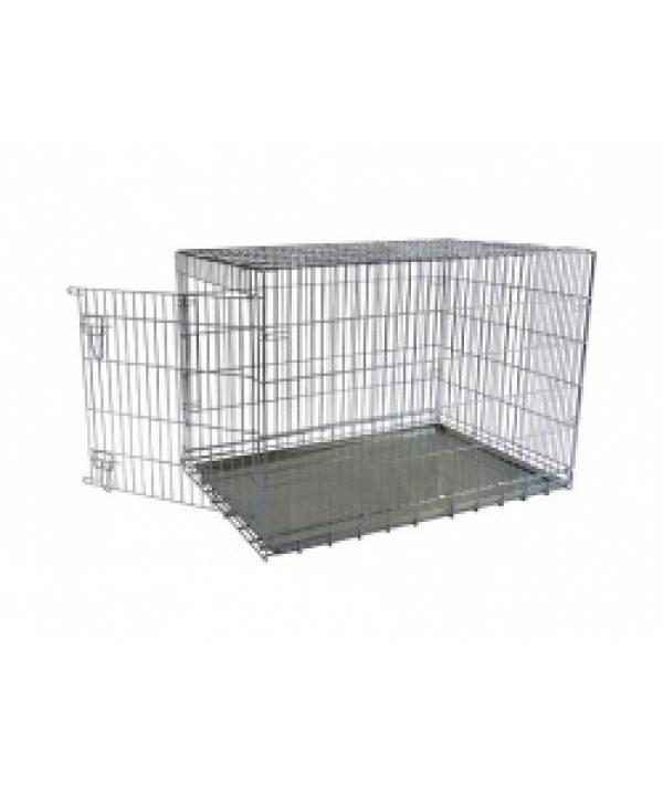 Клетка металлическая с 1 дверкой, 107*68*75см (Wire cage 1 door) 150107