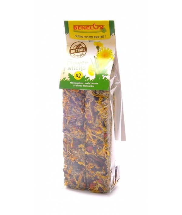 """Беззерновые палочки для грызунов """"Цветочные"""" (Bnl 2 sticks flower Grain Free ) 32393"""