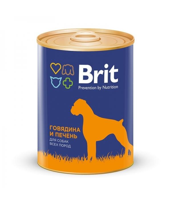 Консервы для собак с говядиной и печенью (Red Meat&Liver) 9273