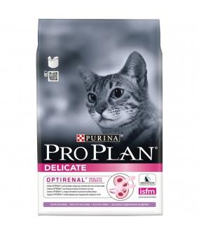 Для Взрослых кошек с индейкой и рисом – идеальное пищ – ние (Adult Delicate) – 12172031