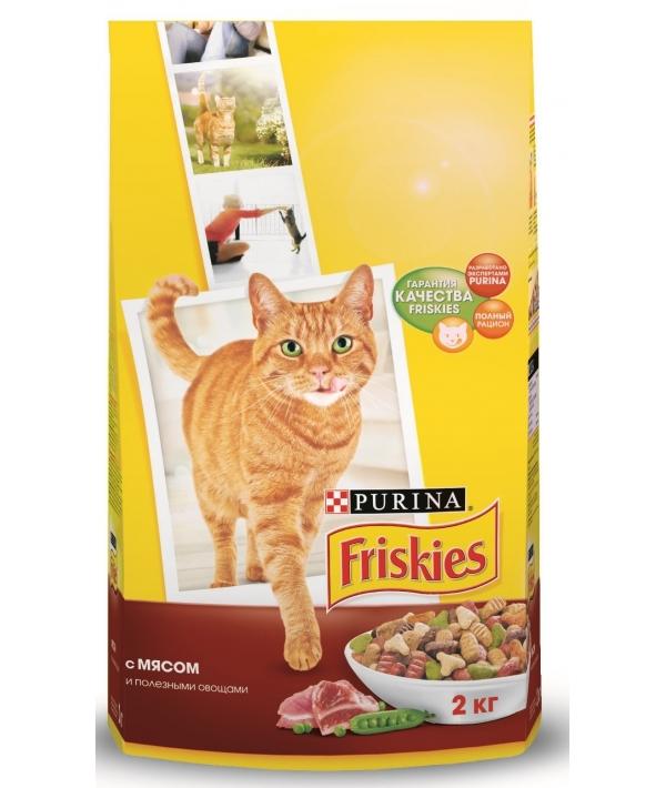 С мясом, курицей и овощами для кошек 12053617