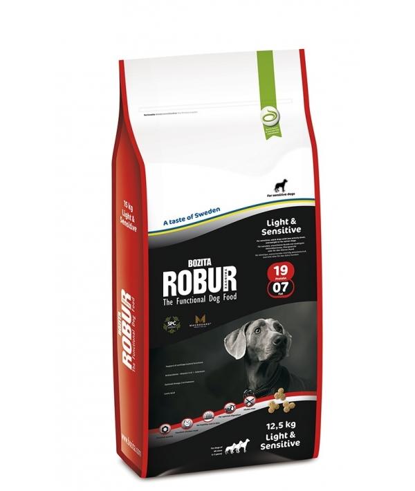 Robur Для пожилых и малоактивных собак(Light & Sensitive 19/07)