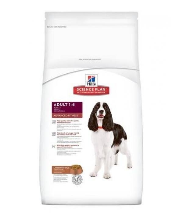 Для взр. собак средних пород с ягненком и рисом(Adult Lamb&Rice) 9267N