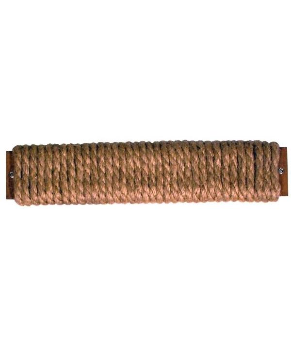 Когтеточка плоская, джут, 43см (8140)