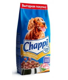 Сухой корм для собак мясное изобилие сытный мясной обед 7152