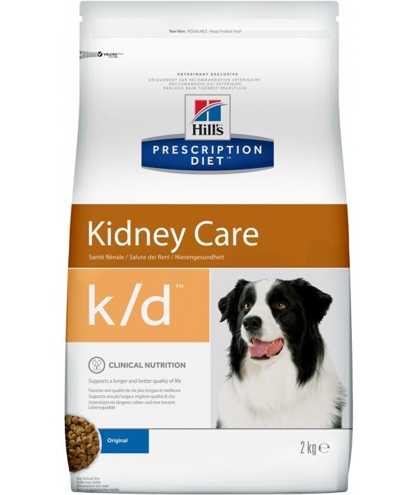 K/D (КД) для собак Лечение почек (Renal) 9182N