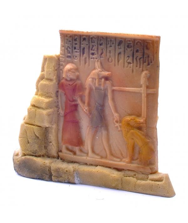"""Декор для аквариумов """"Иероглифы"""", 20 * 3 * 16 см (Hieroglyph small aqua decor) 44771"""