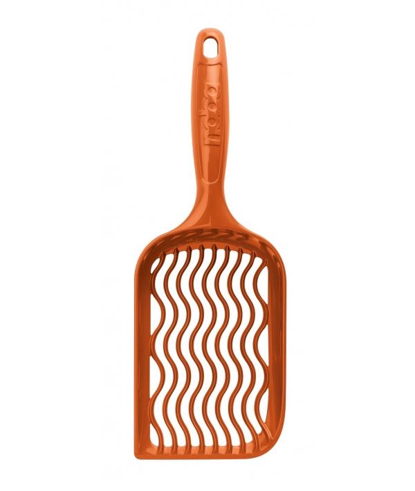 Совок для уборки лотка Noba, оранжевый (NOBA® Premium Scoops – Orange) NOBA – ZCO – 24ORA