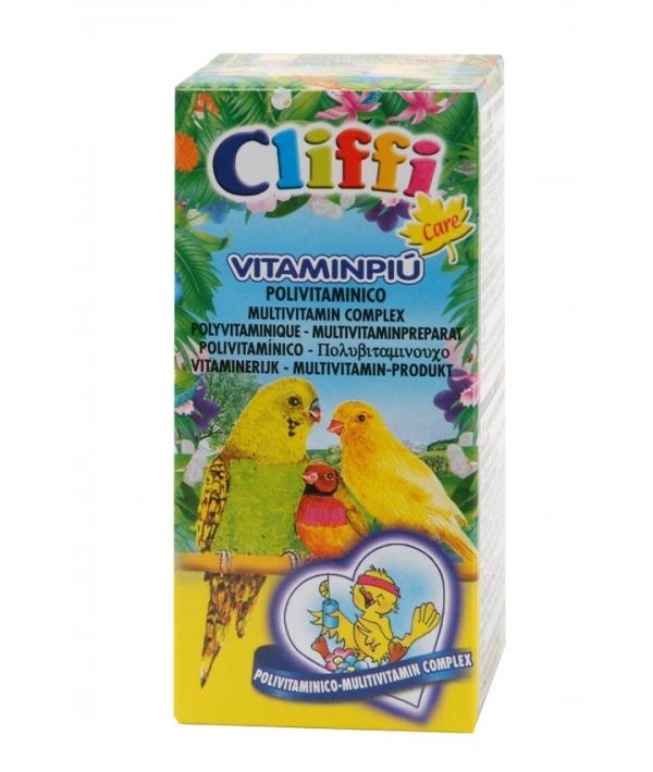 Полный мультивитаминный комплекс для птиц, капли (Vitaminpiu) PCOS011