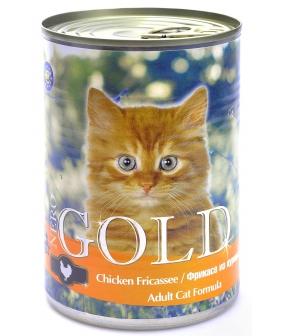"Консервы для кошек ""Фрикасе из курицы"" (Chicken Fricassee)"