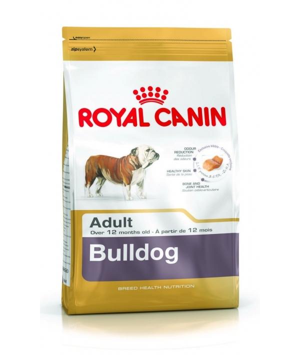Для взрослого Английского Бульдога: с 12 мес. (Bulldog 24) 345120