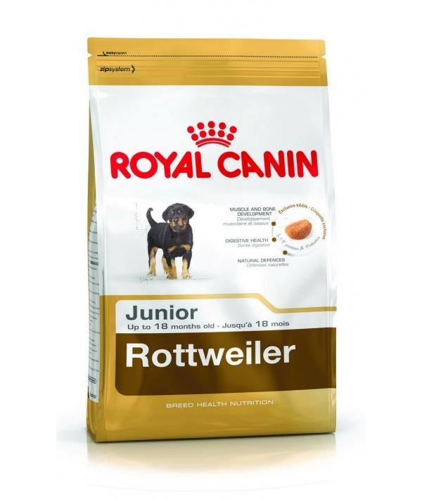 Для щенков Ротвейлера: от 2 до 18 мес. (Rottweiler Junior 31) 377120