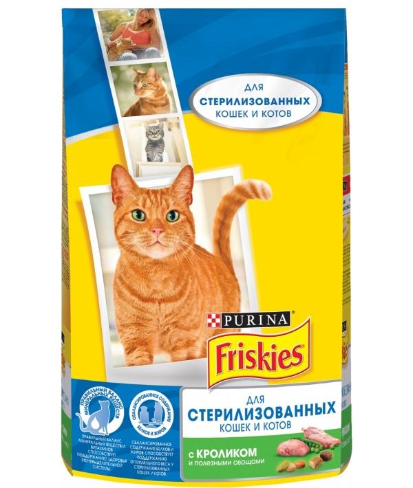 Для стерилизованных кошек с кроликом и овощами (Sterilised with Rabbit) – 12274331