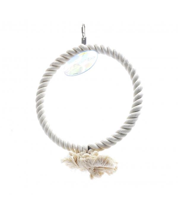 """Игрушка для попугаев """"Мега Кольцо"""" 32 см (Coco super toy 1 ring 32 cm) 14445"""