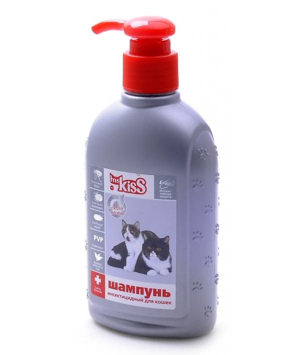 Шампунь инсектицидный от блох и клещей для Кошек MK05 – 00080