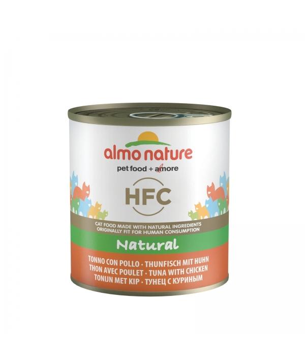Консервы для Кошек с Курицей и Тунцом (Classic HFC Adult Cat Chicken&Tuna) 5155