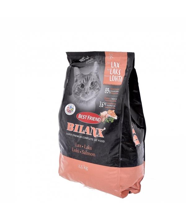 Для взрослых кошек с лососем – для пищеварения (Salmon)