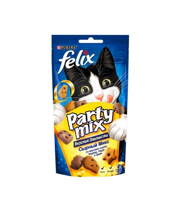 Лакомство Party Mix сырный вкус (12237742)