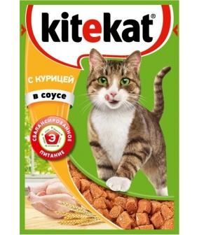 Паучи с курицей в соусе для кошек 10151302
