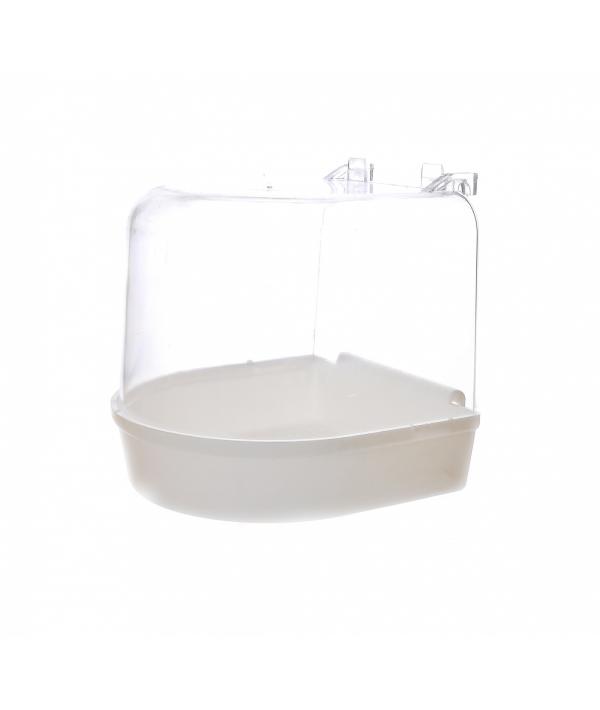 Ванночка для птиц классическая 12*11*12 см (Bird bath classic 12x11x12 cm) 14401