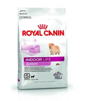 Для щенков малых пород 2–10 мес., живущих преимущественно в домашних условиях (Indor Life Junior Mini) 646005