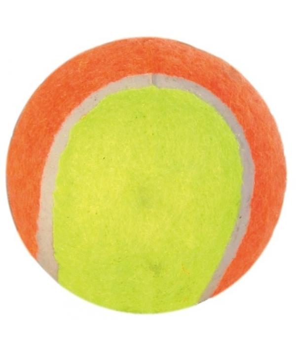 Игрушка д/собак 1 теннисный мячик, 6,4см (3475)