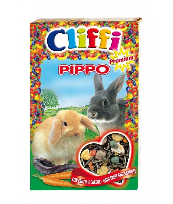 Для Кроликов с фруктами и морковью (Pippo Premium for Dwarf rabbits) PCRA022