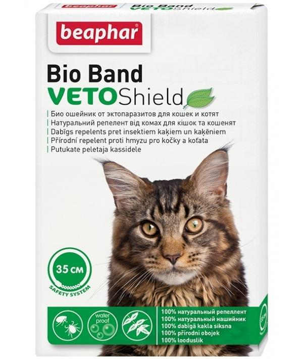 Ошейник от насекомых д/кошек и котят (Bio) 35см (10664)