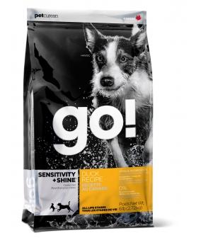 Для Щенков и Собак с Цельной Уткой и овсянкой (Sensitivity + Shine Duck Dog Recipe 22/12)
