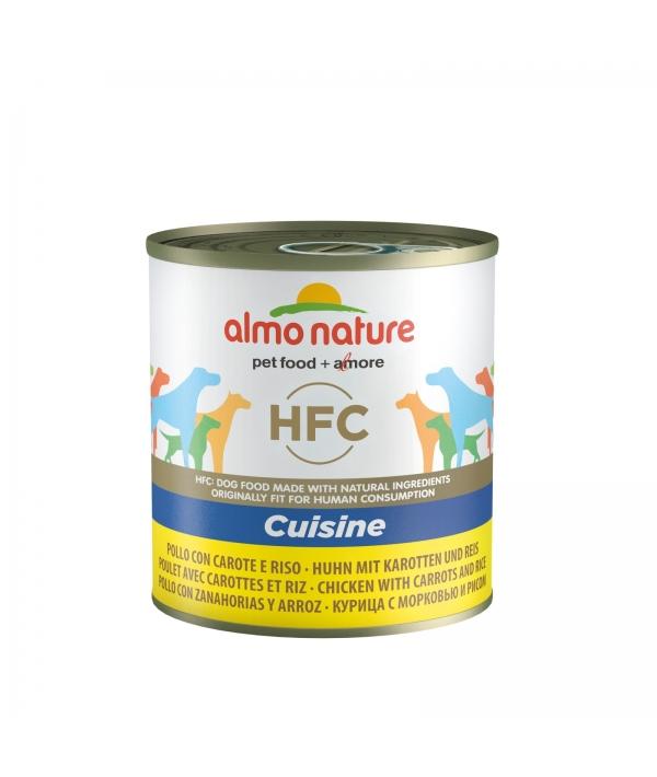 "Консервы для собак ""Курица с морковью и рисом по – домашнему""(HFC Home Made – Chicken with Carrots and Rice) 5561"