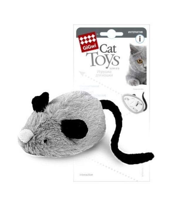 Игрушка для кошек Интерактивная мышка (75240)50214