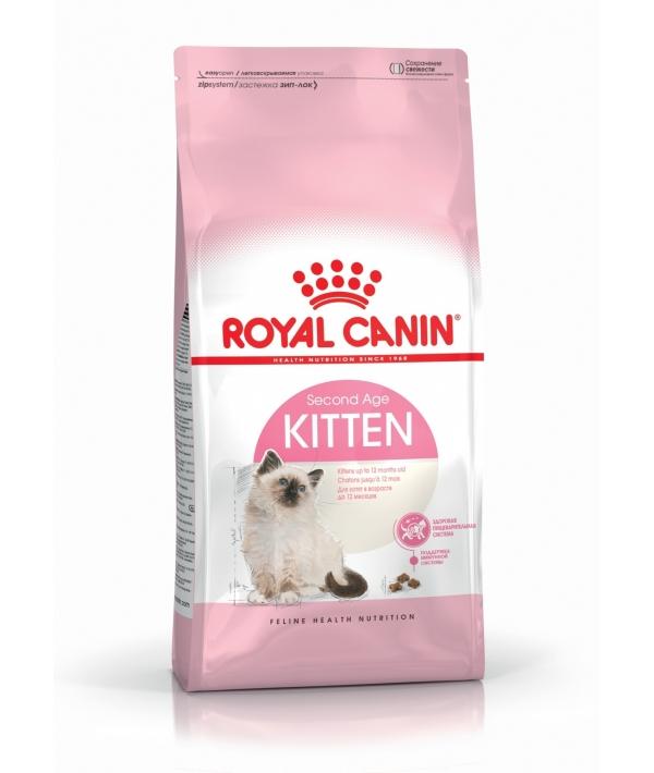 Для котят от 4 до 12 мес. (Kitten 36) 535100/ 678100