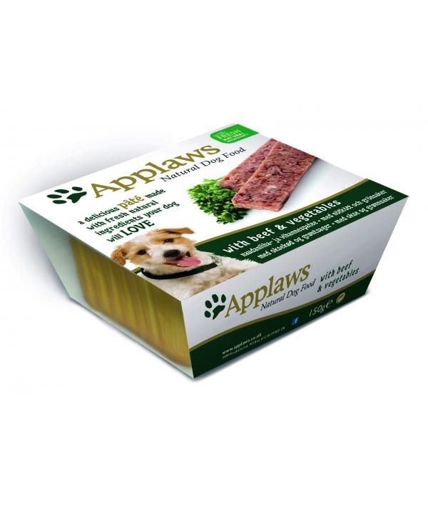 Паштет для Собак с Говядиной и овощами (Dog Pate with Beef & vegetables) 6253CE – A