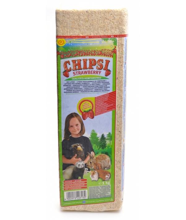 Опилки с Клубникой (Chipsi) – 26869