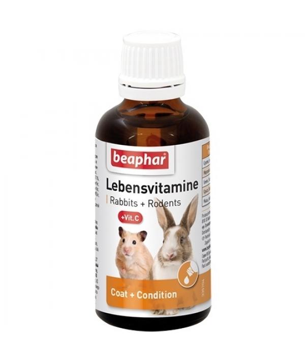 Витамины для грызунов (Lebensvitamine) 11484