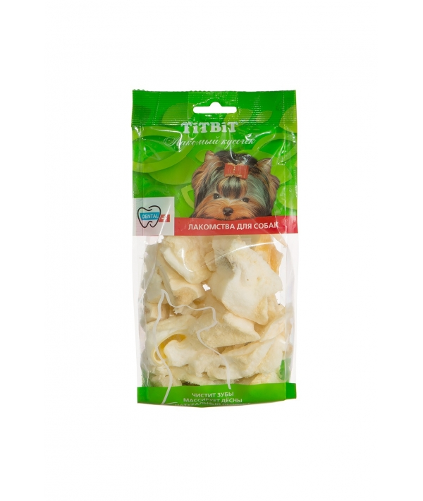 Хрустики говяжьи – мягкая упаковка 0399