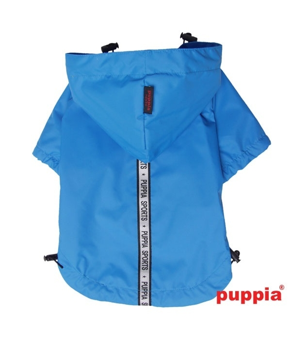 Базовый плащ со светоотражающими лентами, голубой, размер M (длина 25 см) (BASE JUMPER/SKY BLUE/M) PEAF – RM03 – SB – M